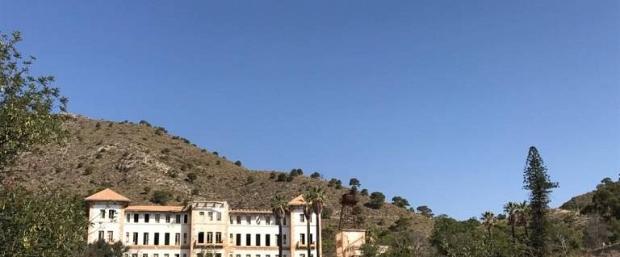 El Preventori d'Aigües: paisatge per curar-se en salut
