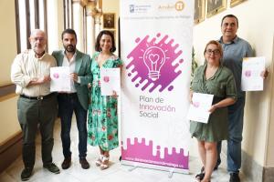 Málaga despliega el I Plan de Innovación Social de la ciudad basado en la participación ciudadana