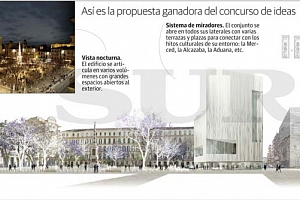 El arquitecto José Seguí y Antonio Banderas ganan el concurso para el Astoria