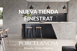 Porcelanosa abre una nueva tienda en Finestrat