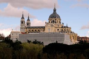 El Museo de las Colecciones Reales de Madrid, premio de Arquitectura Española 2017