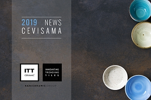 ITT Ceramic descubre las novedades para Cevisama 2019 en sus instalaciones
