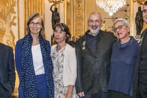 RCR Arquitectes son nombrados Officiers des Arts et des Lettres en Francia