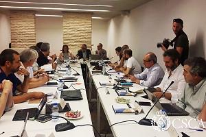 Resumen de la Reunión del Pleno de Consejeros del 22 de junio de 2017