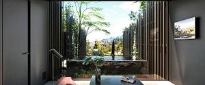 Vivood Hotel inaugura este verano 10 villas de lujo con piscina privada en Guadalest