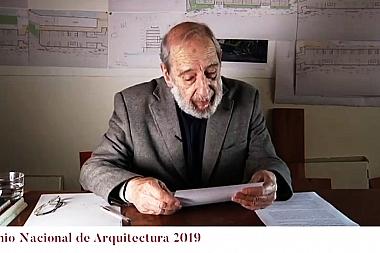 La entrega del Premio Nacional de Arquitectura 2019 a Álvaro Siza sirve para ensalzar la importancia de la Arquitectura en el bienestar de las personas