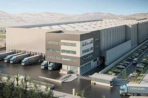 Así será Tempe 3S, la nueva nave del Grupo Inditex en Elche Parque Empresarial