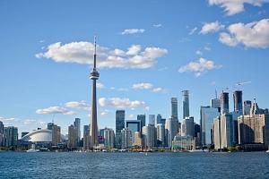 Toronto, pura arquitectura de vanguardia