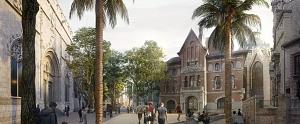 Valencia humaniza su casco histórico con la peatonalización de sus plazas