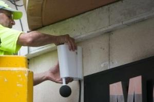 Los alicantinos podrán consultar al instante el ruido que se genera en el centro de Alicante