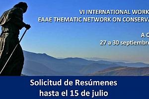 VI Workshop-EAAE Network on Conservation