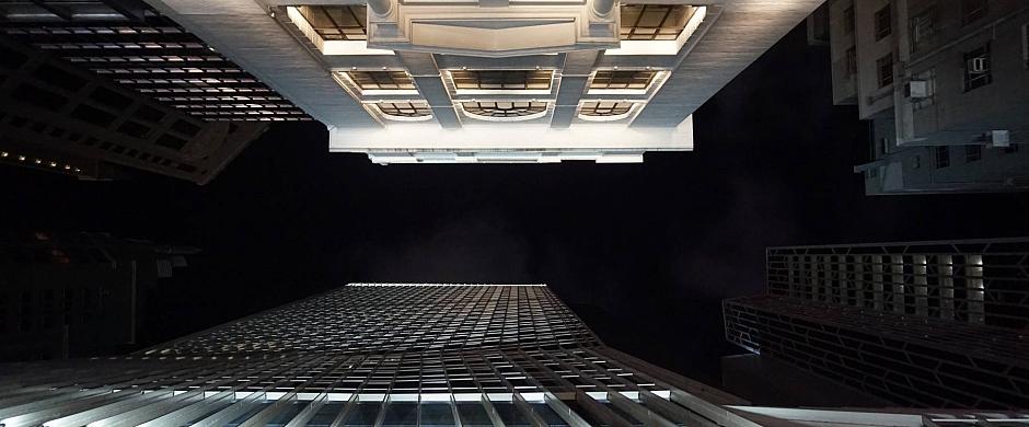 Hong Kong, un paseo de arte en vertical