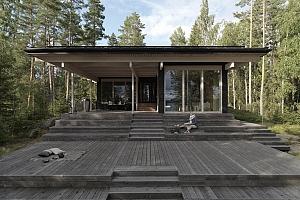 Una vivienda finlandesa