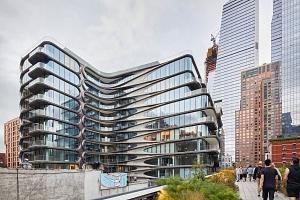 Zaha Hadid se asoma a Nueva York