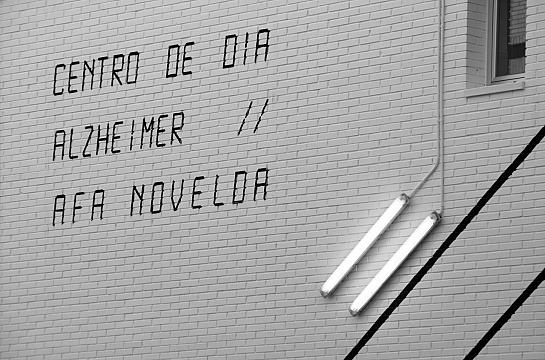 Centro de Día para enfermos de Alzheimer . Novelda . Alacant . España