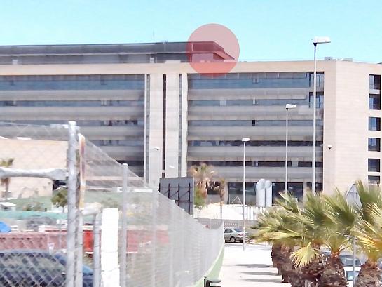 Reforma y ampliación Sala Técnica OAMI . Alicante . Alacant . España