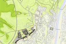 Área residencial estratégica de poniente . Lleida . Lleida . España