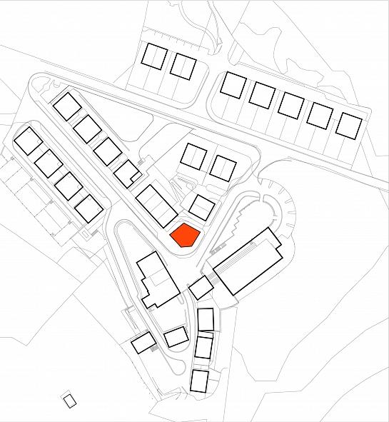 Ayuntamiento de Arama y centro de actividades múltiples