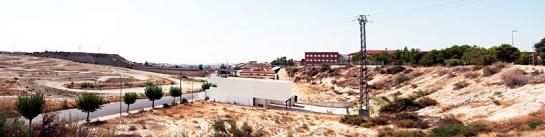 CASA A LOS PIES DE UN BARRANCO . Archena . Murcia . España