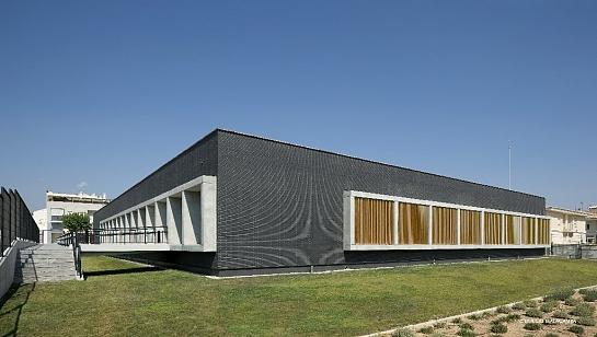 Centro de día para personas mayores con Alzheimer . Elda . Alacant . España
