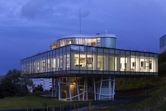 Oficinas Centrales de Pevasa . Bermeo . Vizcaya . España