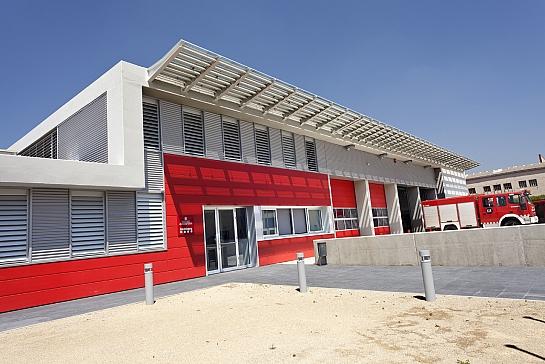 Parque de Bomberos de Valls . Tarragona . Tarragona . España