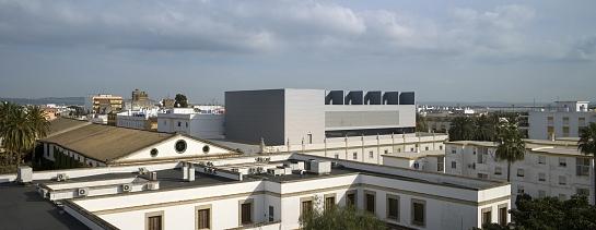 Espacio escénico en el Puerto de Santa María . Cádiz . Cádiz . España