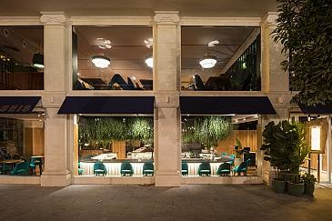 Restaurante Seis . Sevilla . Sevilla . España