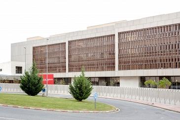Nuevo Edificio de Juzgados de Plasencia . Plasencia . Cáceres . España