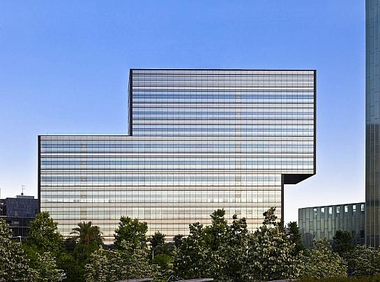 Edificio de oficinas D123, Barcelona . Barcelona . Barcelona . España