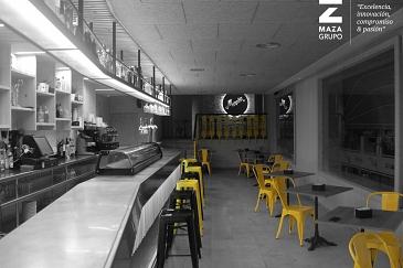Cafetería Memphis . Yecla . Murcia . España