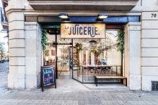 La Juicerie . Barcelona . Barcelona . España