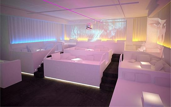 Laydown Rest.Club . Valencia . València . España