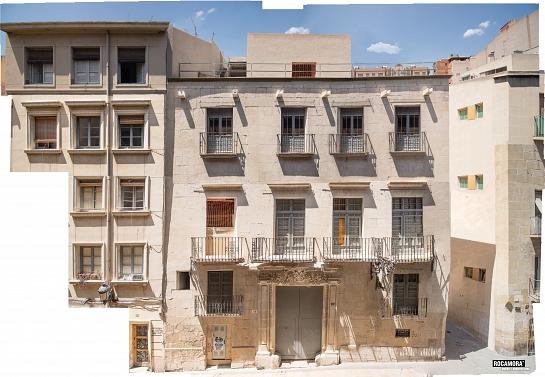 LAB 15, Palacio el Portalet . Alicante . Alacant . España