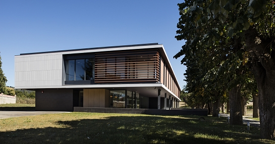 Residencia de personas mayores 'La Golondrina'. . Gijón . Asturias . España