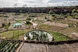 Recuperación del sistema de riego en las huertas termales de Caldes de Montbui