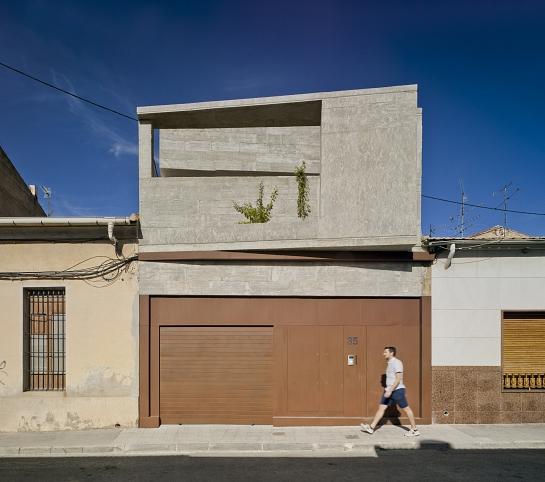 Casa S&D . Novelda . Alacant . España