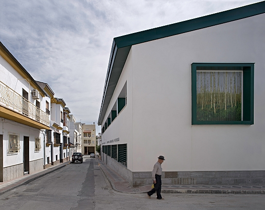 Centro Intergeneracional en Atarfe . Granada . Granada . España