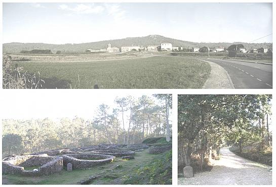 Centro de interpretación de un castro celta
