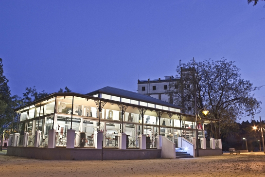 Kiosco Pérgola Café . Córdoba . Córdoba . España