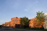 Edificio 18 del Campus de Getafe