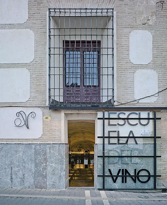Escuela de Vino de Cehegín . Murcia . Murcia . España