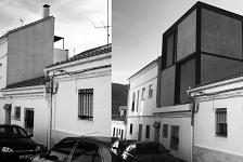 ¿POR ACABAR? Ampliación POR FASES de una vivienda de barrio. PRIMERA FASE 30.000€. . Alcoy . Alacant . España . 2012