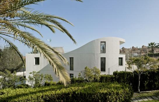 Vivienda en el Cabo de las Huertas . Alicante . Alacant . España