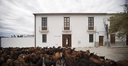Cortijo Morales . Granada . Granada . España