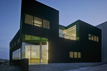Edificio de Oficinas para empresa química . Aspe . Alacant . España