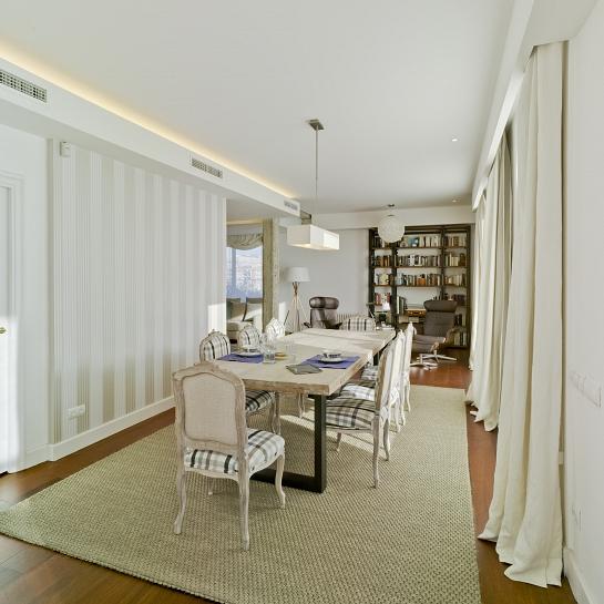 Casa Salbetti . Madrid . Madrid . España