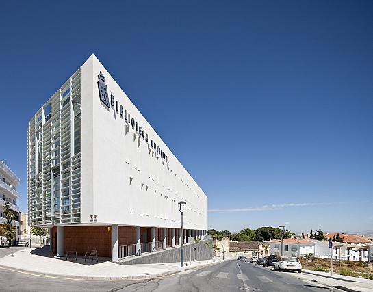 Biblioteca Municipal de Baza . Granada . Granada . España