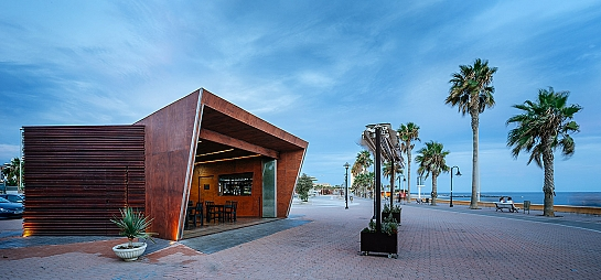 Xiringoscopio, Chiringuito Kairós . Adra . Almería . España