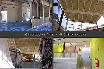 centro recursos ambientales. . Madrid . España